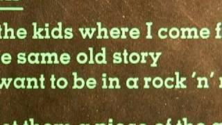 Watch Garland Jeffreys Rock video
