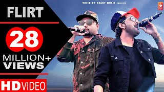 Flirt | MD KD | Sam Vee | Sanya | New Most Popular Haryanvi Songs 2018 | Voice of Heart Music