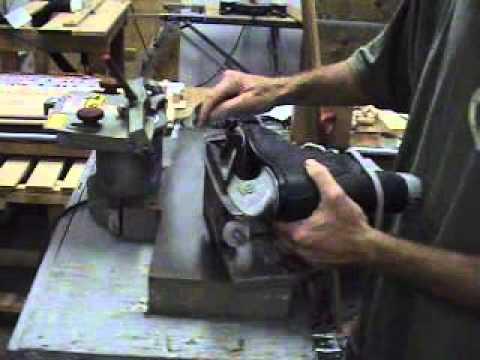Станок для заточки коньков своими руками видео
