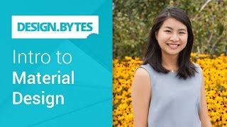 DesignBytes Intro To Material Design