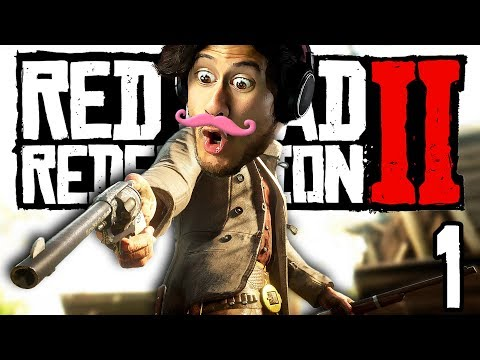 REACH FOR THE SKY | Red Dead Redemption 2 - Part 1