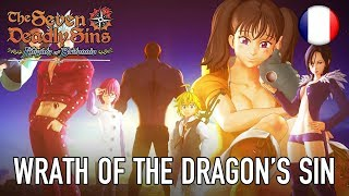 Seven Deadly Sins - Wrath of the Dragon's Sin (French)