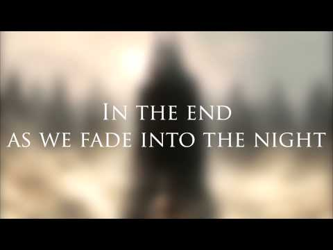 Black Veil Brides - In The End (lyric Video) (new Song 2012!) video