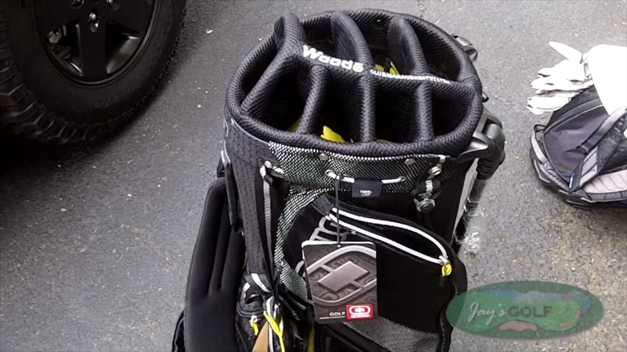 Ogio Sprint Golf Bag Youtube