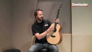Taylor GS Mini Demo - Sweetwater