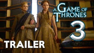 Game Of Thrones Season 3 - Official Trailer #2 (HD)