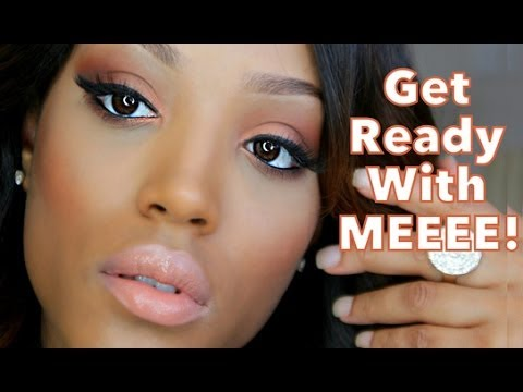 Get Ready With Me: Draya