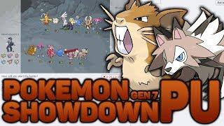 Pokemon Showdown [PU] - Rattikarl: Tod und Verderben