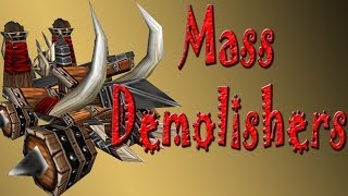 Warcraft 3 - Mass Demolishers [Ep 977]