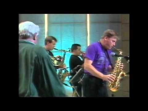 Maynard Ferguson Live Cork 1992 Part 4 - Footpath Cafe