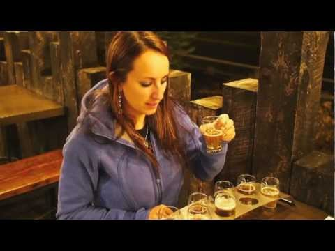 Sonya Looney Beer Tasting in Bend, OR