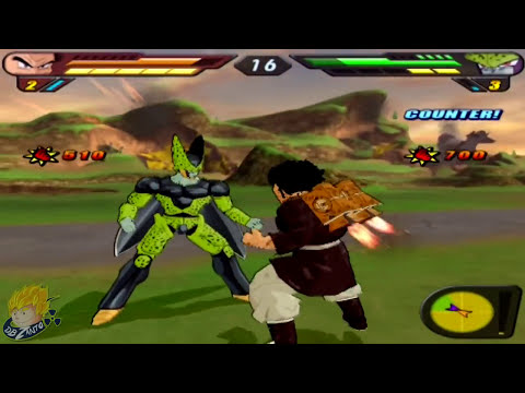 Dragon Ball Z Budokai Tenkaichi 2 - Story Mode -  | Android Saga | (Part 26) 【HD】