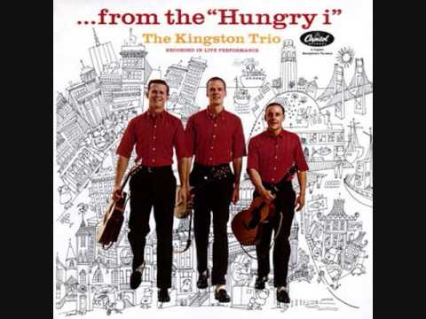 Kingston Trio - Zombie Jamboree