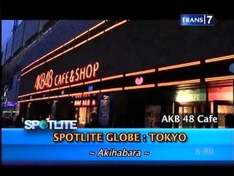 Spotlite Trans 7 - Globe Tokyo