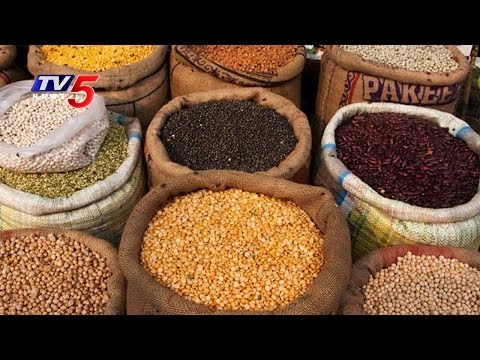Agriculture Department Campaign On Pulses Farming | Annapurna | TV5 News