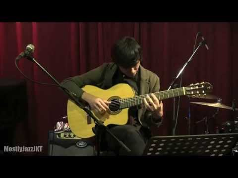 Gerald Situmorang - Old Stories @ Mostly Jazz 07/06/14 [HD]