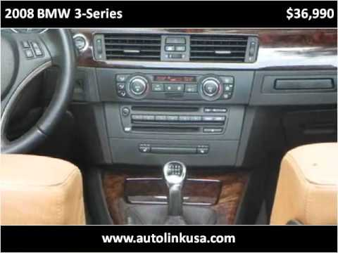 2008 BMW 3-Series Used Cars Marietta GA