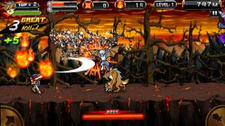 Devil ninja 2 (mission) gameplay - mobile app - GogetaSuperx
