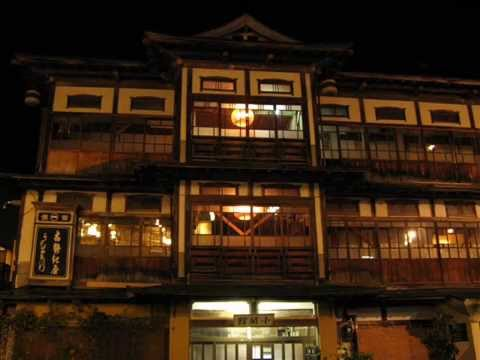 銀山温泉 夜景と雪景色  [ Ginzan-onsen Hot Spring - Night View & Snow Scean ] video