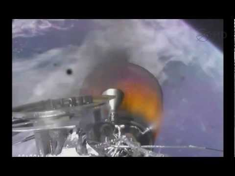 SpaceX Dragon Launch - Liftoff to Separation