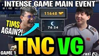 HYPE! INTENSE 80 Minutes GAME - TNC vs VG TI9 Main Event Dota 2