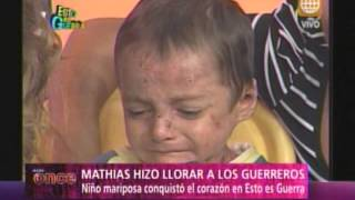 A Las Once -mathas Hizo Llorar A Los Guerreros- 16/05/13
