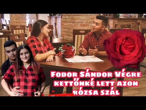 Fodor Sándor-Végre Kettőnké Lett azon Rózsa Szál HIVATALOS VIDEOKLIP 2019