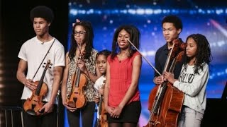 Bgt 2015 Auditions The Kanneh Masons