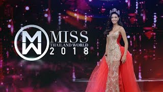 Miss World Thailand 2018 - Nicolene Pichapa Limsnukan