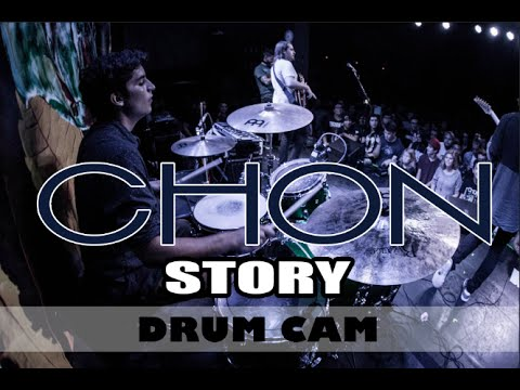 "CHON | ""Story"" | Drum Cam (LIVE HD) thumbnail"