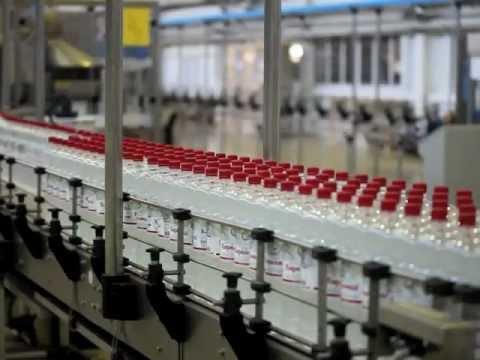 Мы привыкли к тому, что завод - это унылое здание, где делают, скажем, железобетонные кольца или холодильники