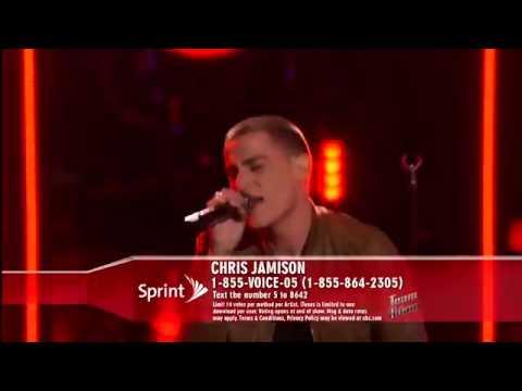 The Voice 2014 Top 8   Chris Jamison   Sexual Healing  1