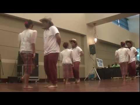 Polka Sa Nayon By Hiyasmin  North Charleston Arts Festival 2012 video