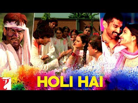 Holi Aayi Re - Celebrate Holi with YRF
