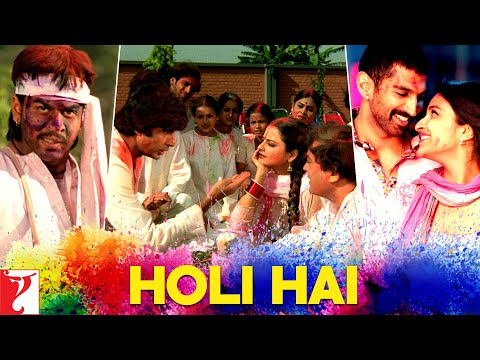 Holi Aayi Re - Celebrate Holi With YRF