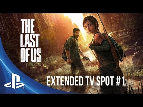 The Last of Us - TV Spot #1 Extended Cut