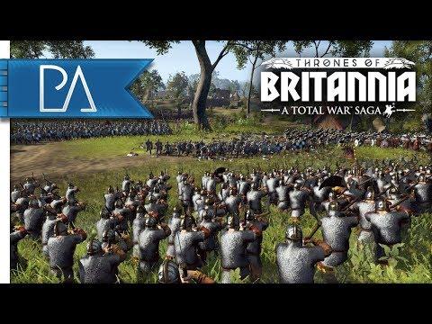 SIEGE OF PHILOSOPHY: QUALITY VS QUANTITY - Thrones of Britannia: Total War Saga
