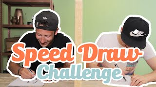 SPEED DRAW CHALLENGE!