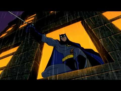 THE BATMAN 2004 SERIES SEASON 1 INTRO HD