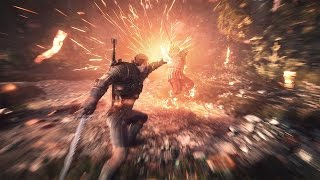 The Witcher 3 - How to Kill the Fire Elemental \ Sneak Up on Philippa (Blindingly Obvious)