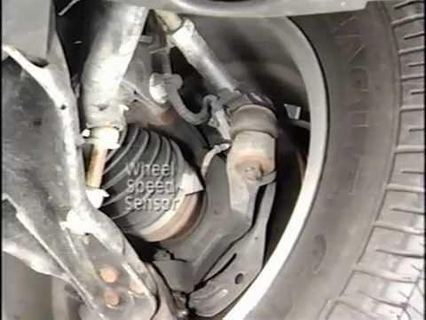 Buick - Traction Control  U0026 Antilock Brakes  1992