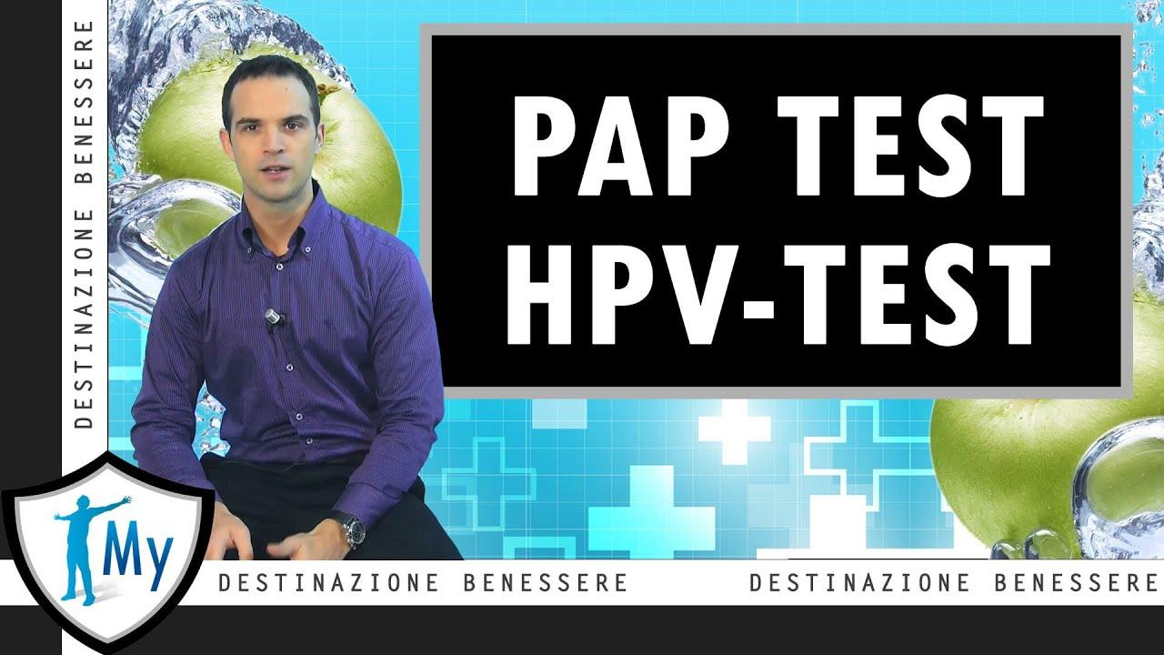 Pap Test Video Pap-test e Hpv Test