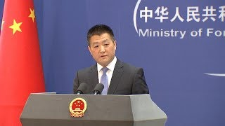 China calls for compliance with UN resolutions on Palestine issue