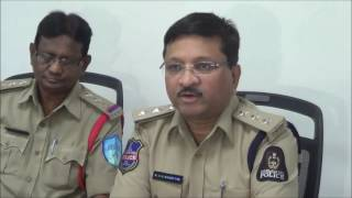 Cyber Crime Police, Hyderabad arrested one fake bank official /PRO HYDERABADPOLICE