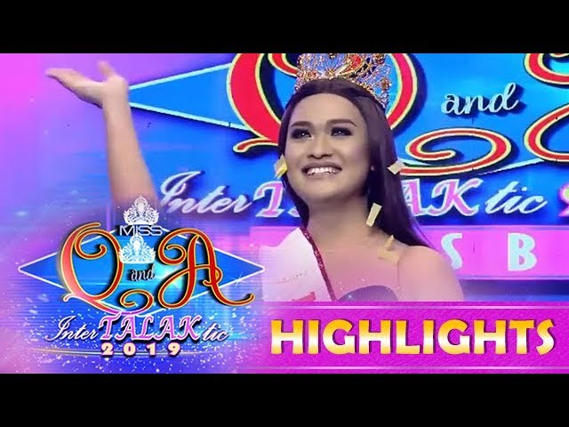 It's Showtime Miss Q and A: Jhana Tanya Roxas enters the Miss Q & A 2019 semifinals