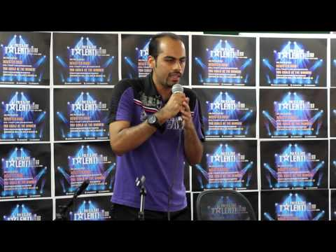 Polys Got Talent 2014 Auditions abbas video