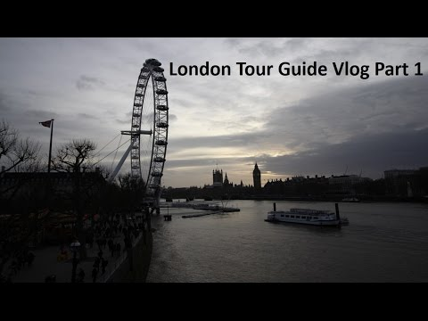 Southampton to London Travel Tour Vlog 1_In English