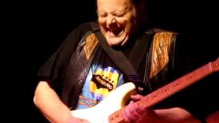 Walter Trout Red House Live Performance