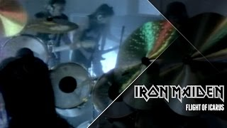 Клип Iron Maiden - Flight Of Icarus