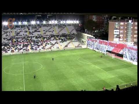 IV Trofeo Vallecas: Rayo Vallecano 2 - Cádiz 0 (12-11-14)